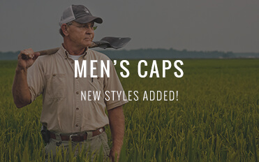 Men's Caps - New Styles Added!