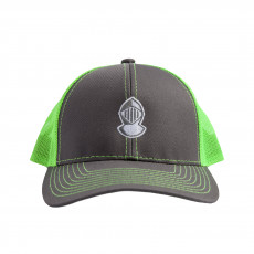 Charcoal/Neon Green (6 In Stock)