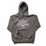 Start Strong Hoodie