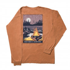 Mud Tires & Bonfires Long Sleeve