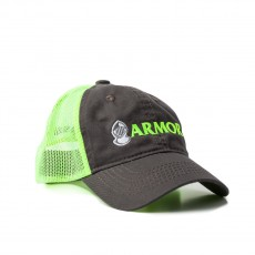 Armor Neon Yellow Mesh Back Cap