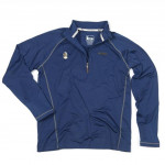 Banded Pullover-Blue