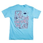 Youth Girls- Farmers Tan Tee