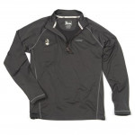 Banded Pullover- Charcoal